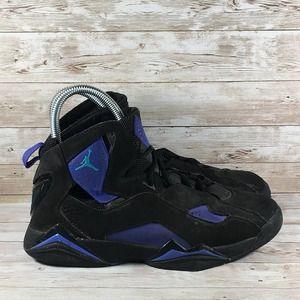 Nike Air Jordan True Flight Black Concord Mens 9